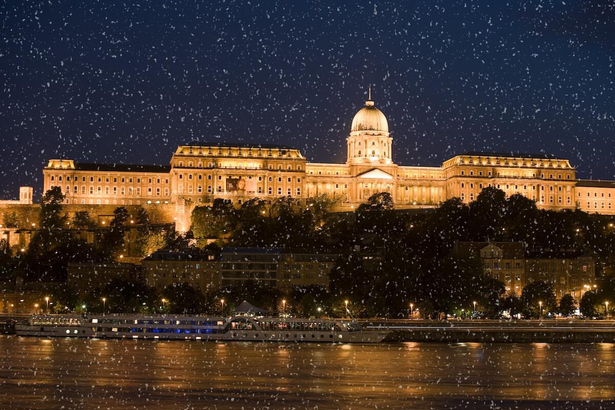 Fontana Travel kerstreis naar Boedapest