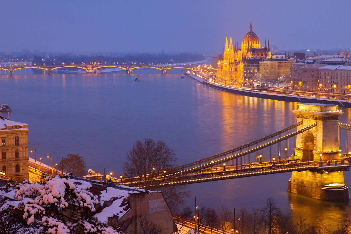 Kerstreis Boedapest van Fontana Travel